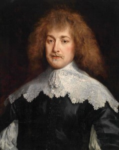 Henry Jermyn, Earl of St Albans, the subject of my 2012 biography 'The King's Henchman'.