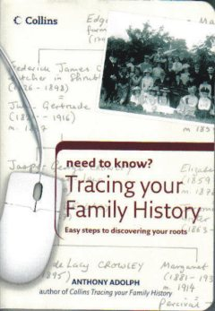 Professional Genealogist | Anthony Adolph