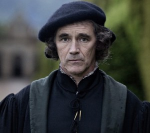 Thomas Cromwell, as portrayed by Mark Rylance in BBC2's wonderful adaptation of Wolf Hall