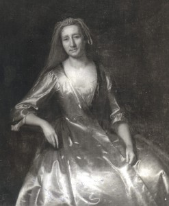 Henrietta Maria D'Ewes, wife of Thomas Havers
