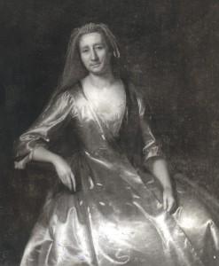 Henrietta Maria D'Ewes, wife of Thomas Havers
