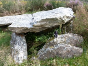 Pedra Arca Piosa dolmen, Vimianzo, Galicia